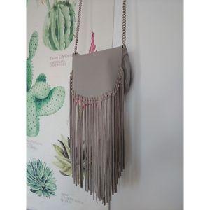 Zara Fringe crossbody bag